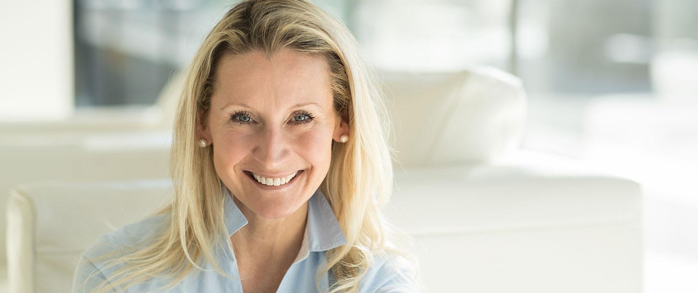 Gründerin & Geschäftsführerin der Babysitterei Karin Hackstock