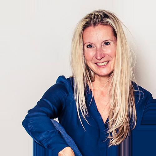 Karin Hackstock, Gründerin der Babysitterei
