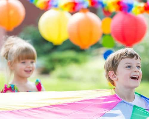 Kinderanimation für Hochzeiten und Events - Spiel und Spaß